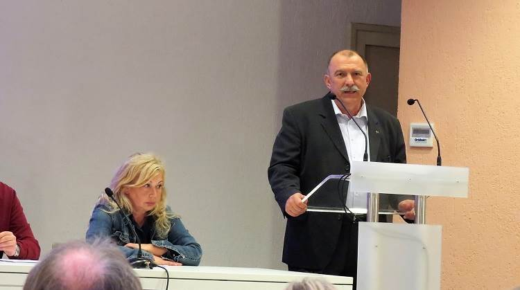 Branko Rajko ponovno izabran za predsjednika rovinjskog IDS-a