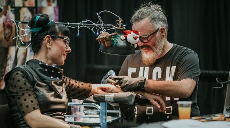8. Rijeka Tattoo Expo – 100 tattoo artista 3 dana u Kostreni