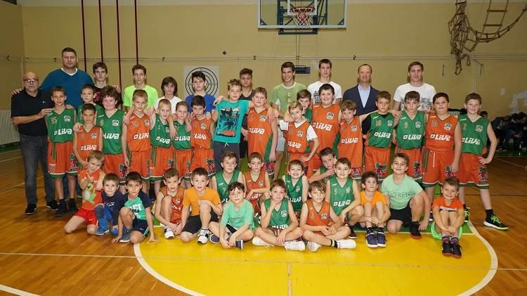 U Vodnjanu održana 3. Božićna košarkaška zabava u organizaciji