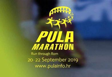 Najava za trkači vikend u Puli