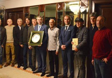 Gradonačelnik Pule Boris Miletić čestitao klubu Park Avenija 69 na 50 godina uspješnog rada i postojanja