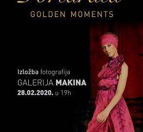 "Izložba fotografija ""Friends Fashion Night Portarata-Golden Moments """