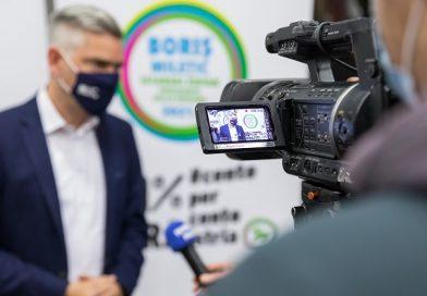 Miletić o mjerama za daljnji razvoj poljoprivrede i turizma: Istra će biti 100% zelena i konkurentna