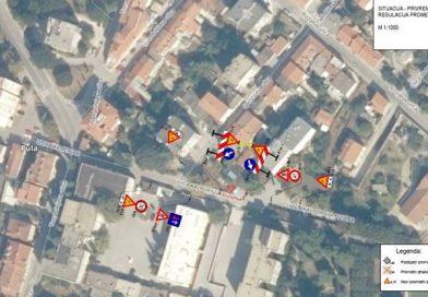 Izgradnja polupodzemnih spremnika u Ulici Kalpurnija Pizona